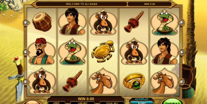 Free Slot Online Ali Baba