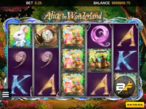 Free Alice in Wonderland BF Slot Online