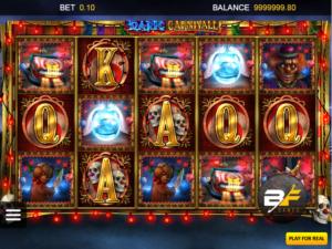 Dark Carnivale Free Online Slot