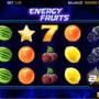Slot Machine Energy Fruits Online Free