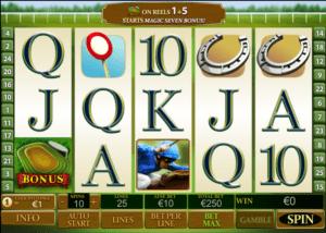 Free Frankie Dettori's Magic 7 Slot Online