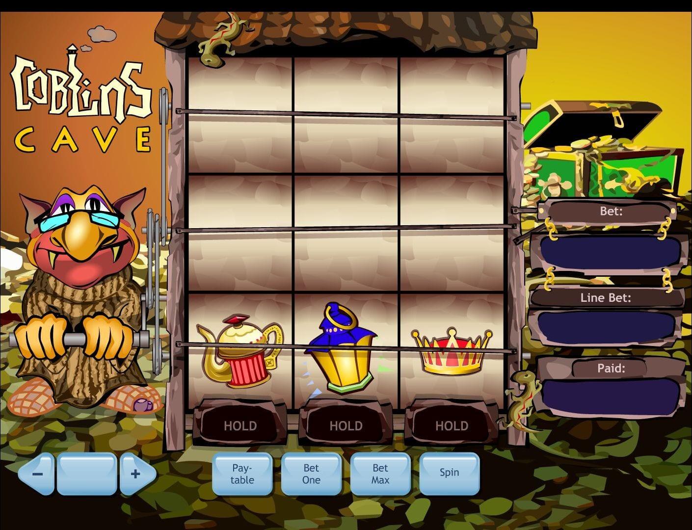 Slot Machine Goblins Cave Online Free
