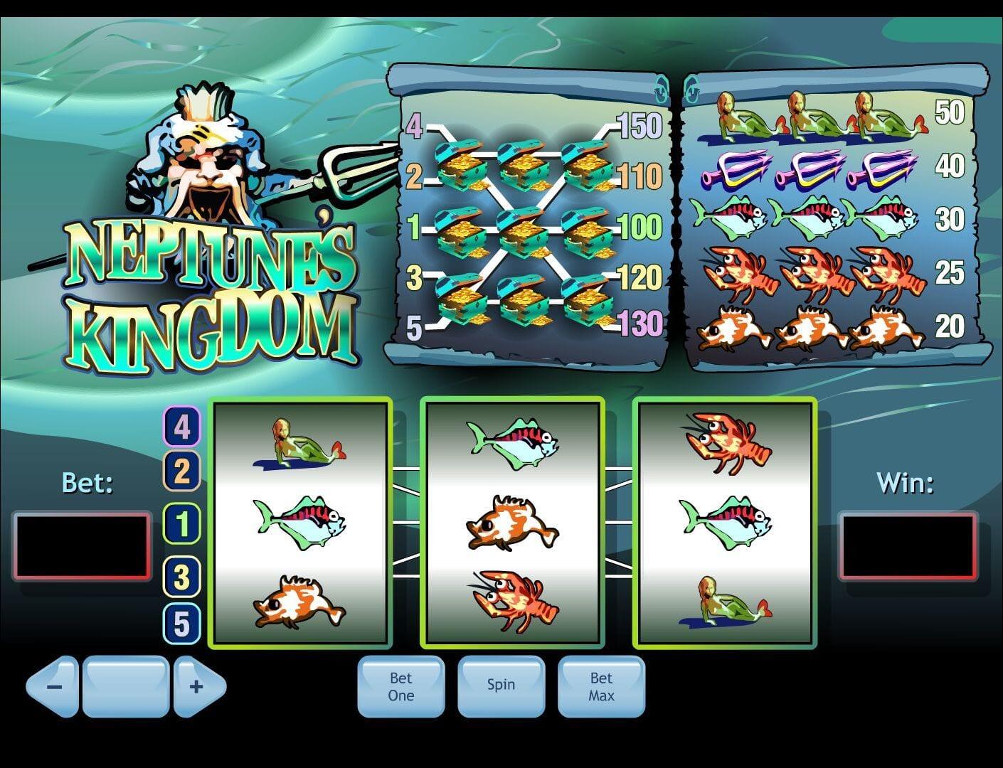 best slots online ocean online games