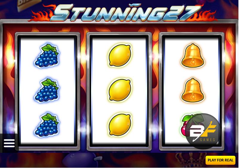 Stunning 27 Slot - Play Free Casino Slot Machine Games