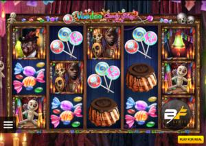 Voodoo Candy Shop Free Online Slot