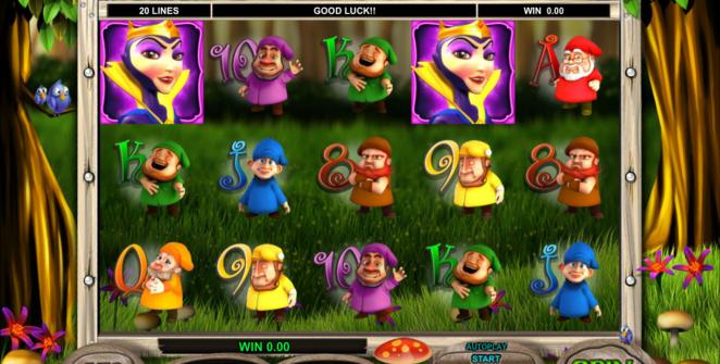 Free Slot Online Seven Lucky Dwarfs