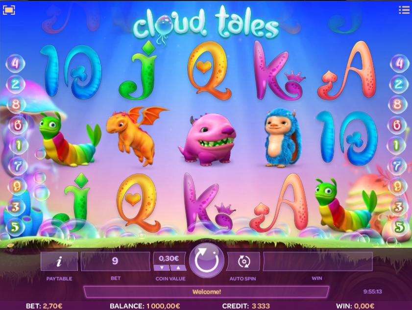 Free Slot Online Cloud Tales