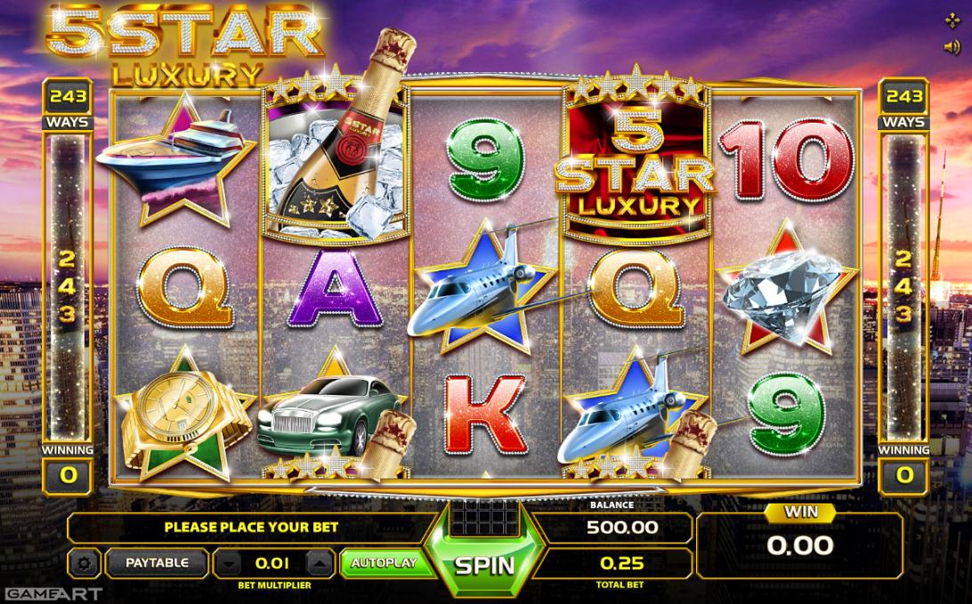 Luxury Slots - Play Free Online Slot Machines in Luxury Theme