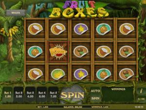 Fruit Boxes Free Online Slot