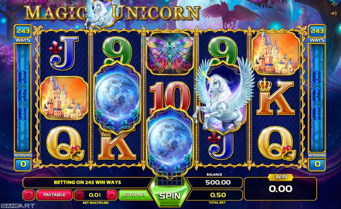 Magic Unicorn Slots