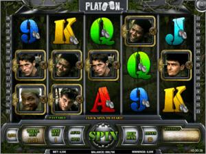Free Slot Online Platoon