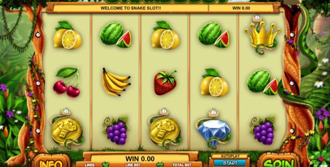 Free Slot Online Snake Slot