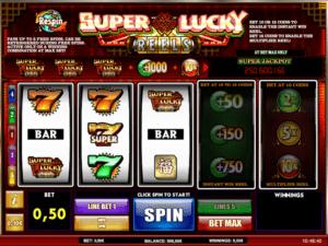 Slot Machine Super Lucky Reels Online Free