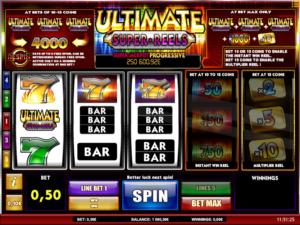 Free Slot Online Ultimate Super Reels