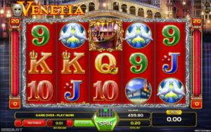 Free Venetia Slot Online