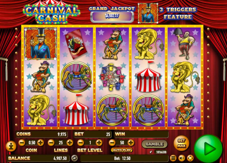 Carnival Cash Slot Machine Online ᐈ Habanero™ Casino Slots
