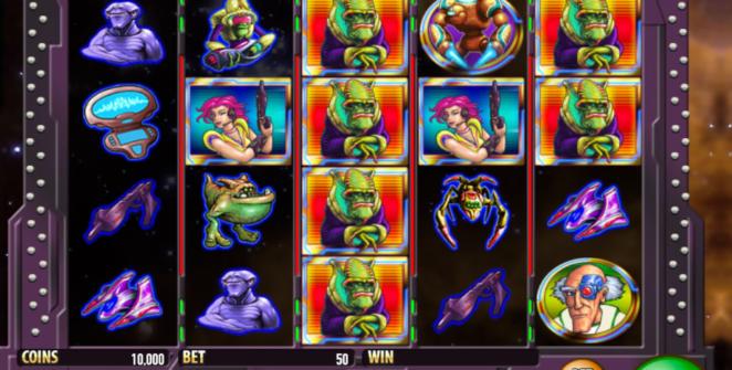 Galactic Cash Free Online Slot
