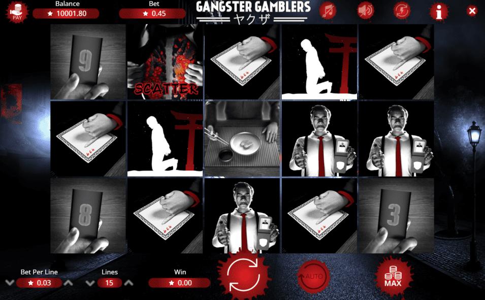 Gangster Gamblers Slot Machine Online ᐈ Booming Games™ Casino Slots