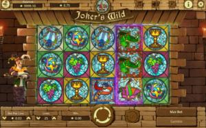 Free Jokers Wild Booming Slot Online