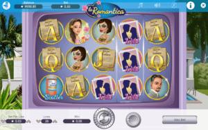 Slot Machine La Romantica Online Free