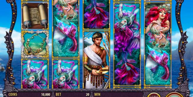 Free Oceans Call Slot Online