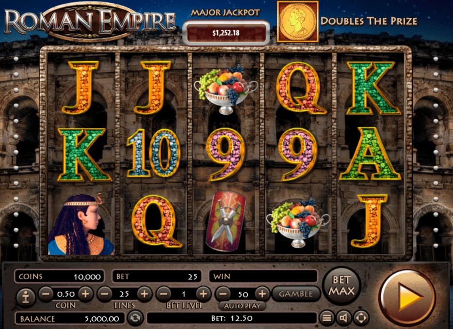 Spiele Roman Empire - Video Slots Online