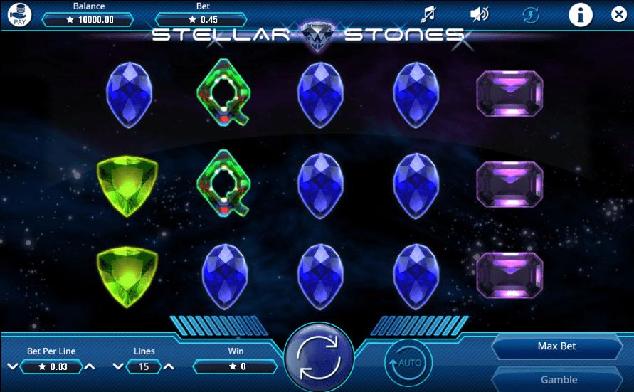 Stellar Stones Slot Machine - Play Free Casino Slot Games