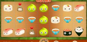 Free Slot Online Sushi Cuties