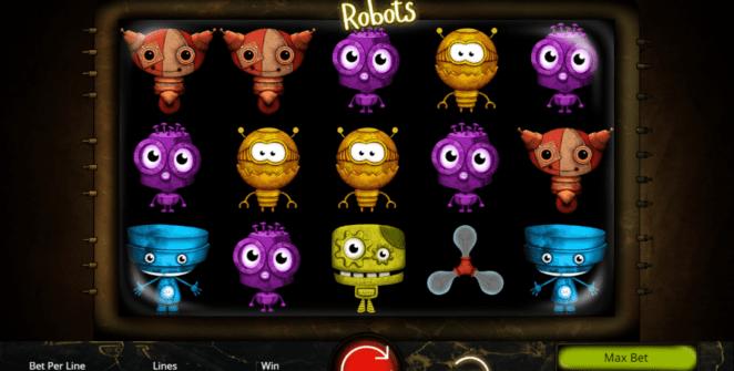 Free Sweet Robots Slot Online