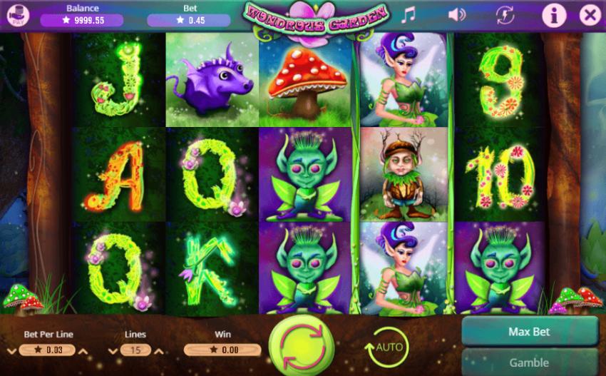 free online slots de garden spiele