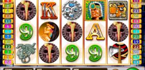 Aztlan´s Gold Free Online Slot