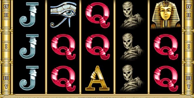 Free Slot Online Black Mummy