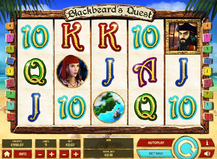 Free Blackbeards Quest Online