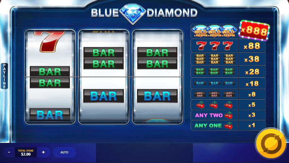online slots free blue heart