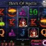 Book of Spells Free Online Slot
