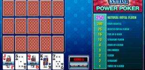 Free Deuces Wild 4H Slot Online