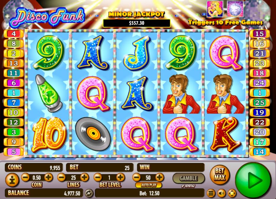 Disco Funk Slot Machine Online ᐈ Habanero™ Casino Slots