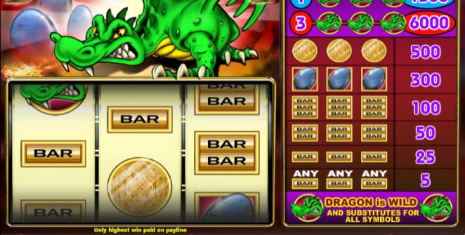 Free Slot Online Dragon Tales