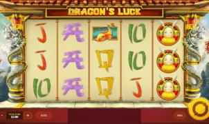 Free Dragon´s Luck Slot Online