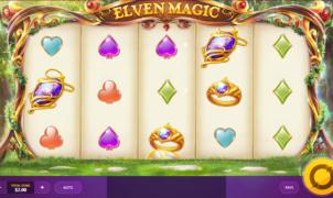 Free Slot Online Elven Magic