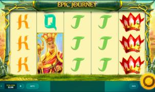 Epic Journey Free Online Slot