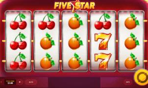 Slot Machine Five Star Online Free