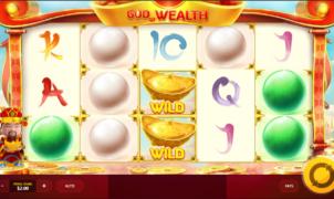 Free God of Wealth Online Slot