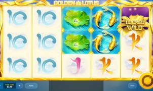 Free Golden Lotus Slot Online