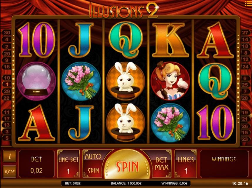 Free Slot Online Illusions 2