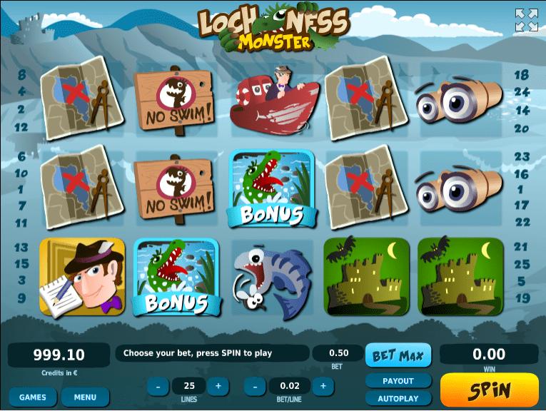 Free Slot Online Loch Ness