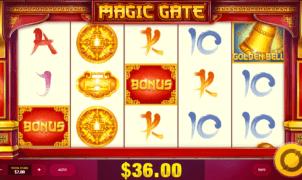 Free Slot Magic Gate Online