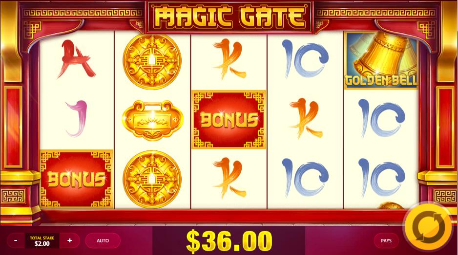 Magic Gate Slot Machine