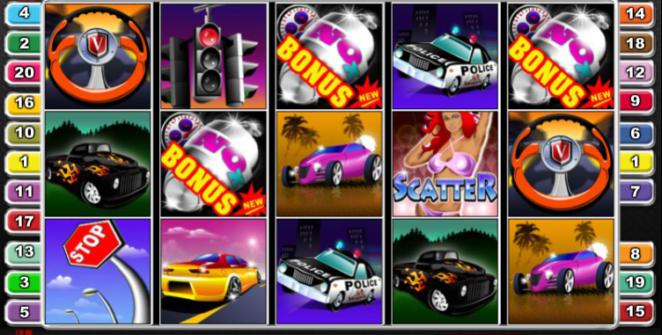 Free Slot Online Nitro Madness