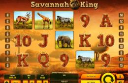 Free Savannah King Slot Online